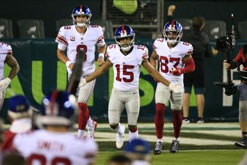Giants Bench Golden Gate Following Complaints About Usage