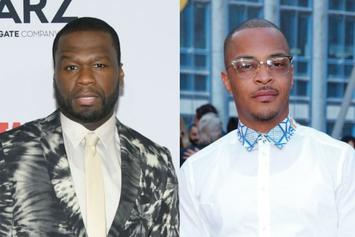 """50 Cent Weighs In On T.I. Drama: """"They Will Kill You For What You Just Said"""""""