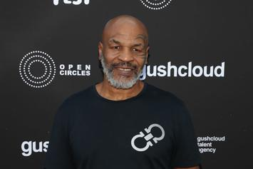 Mike Tyson Used Fake Penis For Drug Tests, Kept Wife & Baby's Urine On Him