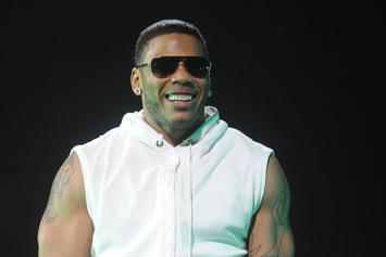 """Nelly Honors Tupac Shakur With """"California Love"""" Routine On """"DWTS"""""""