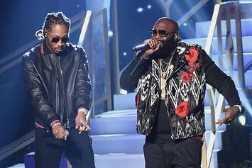 Rick Ross & Future Have Meeting Of The Bosses