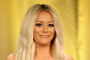 Aubrey O'Day Says Trump Jr. Threatened To Release Naked Photos Of Her