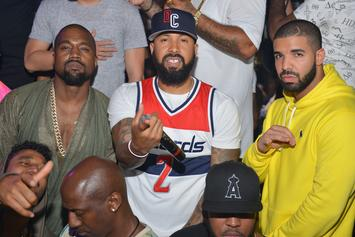 """Drake's """"30 Hours"""" Reference Track For Kanye West Surfaces With New Snippet"""