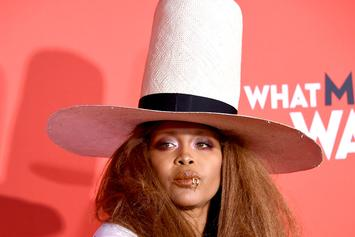 Erykah Badu Tests Positive & Negative For COVID-19 Simultaneously