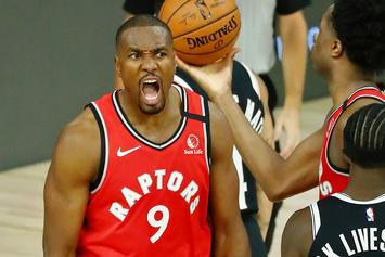 Lakers Reportedly Zeroing In On Serge Ibaka In Free Agency