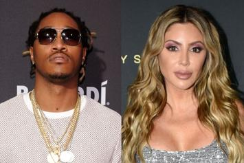 """Larsa Pippen Details Relationship With Future: """"He Was Definitely Very Romantic"""""""