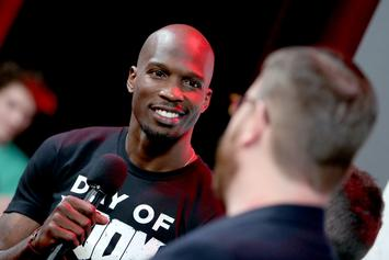 """Chad Ochocinco Reveals Why His GF Is """"The One"""" & Gives Him """"Structure"""""""