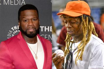 """50 Cent Reacts To Lil Wayne's Gun Charge: """"Get [Trump] On The Phone"""""""