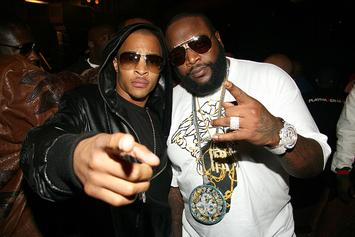 """Rick Ross Comes For T.I.: """"[We] Got Unfinished Business"""""""