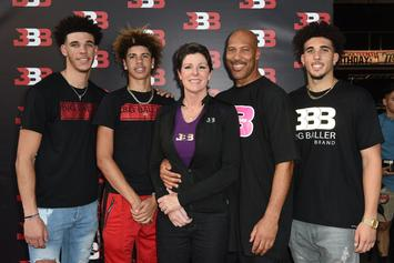 "LaVar Ball To LaMelo & Lonzo: ""You're Never Going To Meet A Nice Woman"""