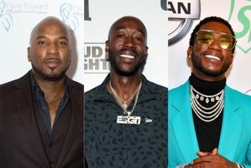 """Freddie Gibbs Reacts To Jeezy & Gucci Mane Verzuz: """"This Rap Sh*t So Funny"""""""