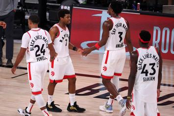 Raptors Announce New Home For Next Season