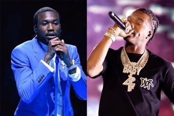 Meek Mill Wants Some Of Lil Baby's Donation Money