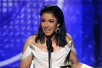 """Cardi B Explains Why She Didn't Submit """"WAP"""" To Grammys"""