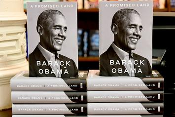 "Barack Obama's Memoir, ""A Promised Land,"" Sets Penguin Random House Record"
