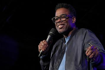 Chris Rock Says He Was Gifted A Rachel Dolezal Painting From Neal Brennan