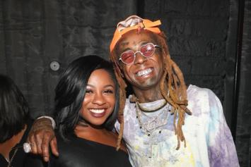 Lil Wayne Ices Out Reginae Carter For Her Birthday