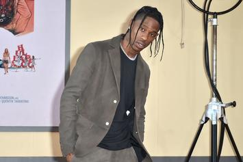 Travis Scott's Earnings From McDonald's, PS5, & Nike Deals Are Astronomical: Report