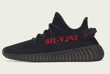 "Adidas Yeezy Boost 350 V2 ""Bred"" Continues To Be A Juggernaut"