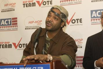 "Jim Jones Says ""F*ck Max B"""