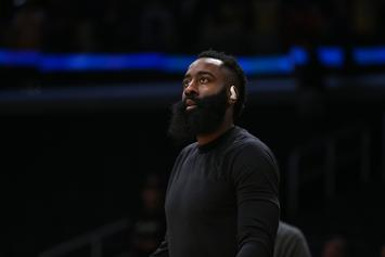 James Harden Ditches Rockets For Lil Baby, Posts Cryptic IG Message