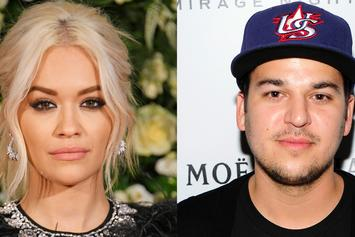 Rita Ora Says She Forgot She Once Dated Rob Kardashian