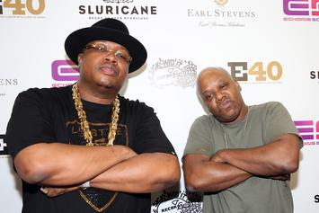 "E-40 & Too Short Set To Battle For The Bay In ""Verzuz"""