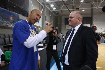 """LaVar Ball Calls Pistons """"Raggedy As Hell"""" After Waiving LiAngelo"""