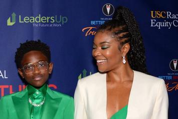 """Gabrielle Union Explains Why Zaya Wade Felt """"Outed"""" By Black Bloggers"""