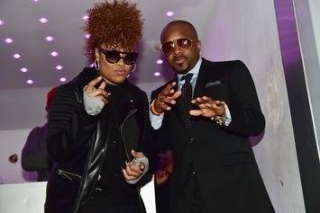 "Jermaine Dupri Calls Da Brat Debut ""Difficult,"" Questioned If His Career Was ""Luck"""