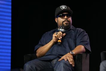 "Ice Cube Reacts To New Stimulus Package: ""Where's The Black Bailout?"""