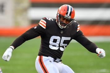 Myles Garrett Details His Post-COVID-19 Struggles