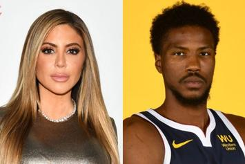 Larsa Pippen & Malik Beasley Get Close During Date Night: Report