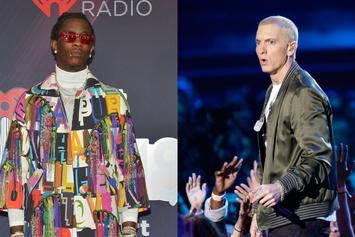 "Eminem, Young Thug & Jackboy Highlight Our ""Fire Emoji"" Playlist"