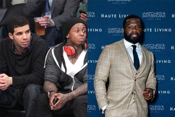 50 Cent: Lil Wayne & Drake Wouldn't Get Same Attention As Gucci Mane & Jeezy Verzuz
