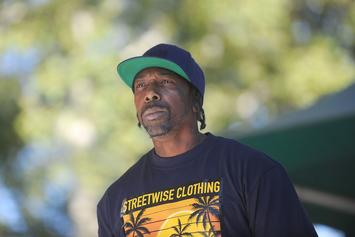"""MC Eiht Warns Rappers Not To Flash Wealth: """"It's Kind Of Braggadocious"""""""