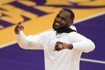 LeBron James Reveals If He Will Play On Christmas Day