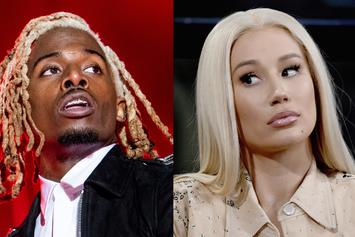 Iggy Azalea Says She Hid Pregnancy To Support Playboi Carti's Career