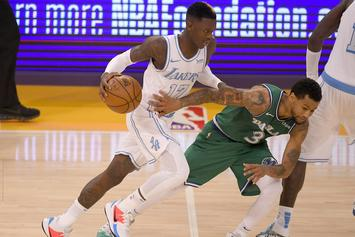 Los Angeles Lakers Start Contract Extension Talks With Dennis Schroder