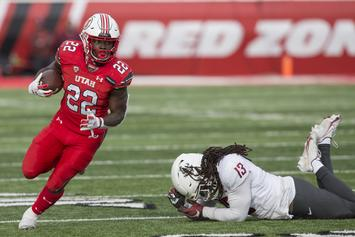 Univ. Of Utah Star Ty Jordan Reportedly Dead From Accidental Self-Inflicted Gun Shot Wound