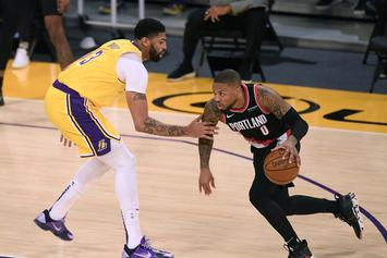 Lakers 59-Game Streak Snapped By Damian Lillard & The Blazers