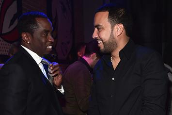 Diddy Praises His Protégé French Montana