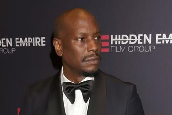 Tyrese Becomes Car Theft Victim After Leaving Key Fob In Range Rover: Report