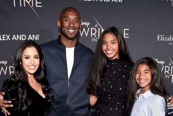Kobe Bryant's Daughter Natalia Gives Heartfelt Advice To Those Who Are Struggling
