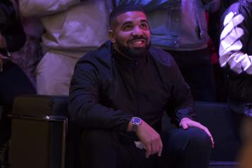 "Drake Appears To Debut New Hairstyle Ahead Of ""CLB"""