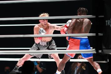 Jake Paul Sparks Interest From Yet Another Fighter