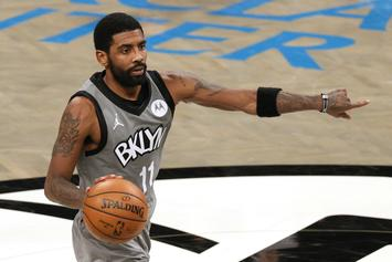 Kyrie Irving Speaks On Nets' Slow Start
