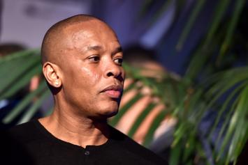 Dr. Dre Rushed To Hospital After Suffering Brain Aneurysm: Report