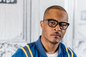 T.I. Responds With A Message After Capitol Raid