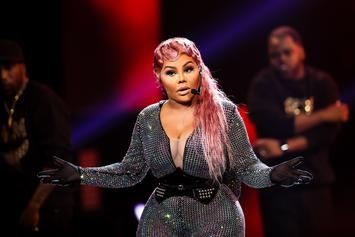 """Lil Kim Will Narrate Season Two Of """"American Gangster: Trap Queens"""""""